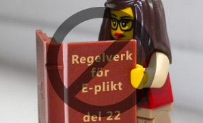 Regelverk e-plikt
