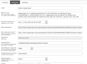 Eplictas e-plikt plug-in för Episerver
