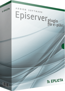 Add-on Episerver plugin för e-plikt