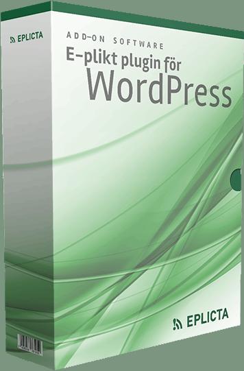 E-plikt plugin WordPress